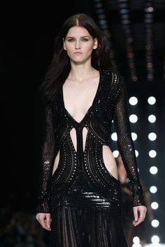 Roberto Cavalli - Runway - Milan Fashion Week Womenswear S/S 2013