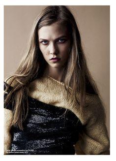 Karlie Kloss   Russh Magazine