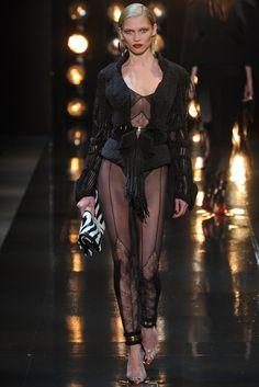 Hana Jirickova @ Alexandre Vauthier Haute Couture... | model mofos