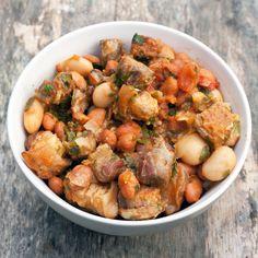 Pork Belly Baked Beans