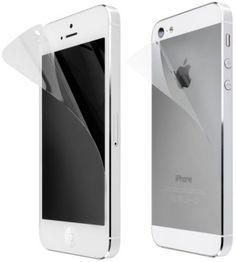 SwitchEasy Pure Clear Front & Back (iPhone 5/5S)