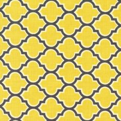 fabric to recover a chair? im thinking sunshine, summer, bright, relaxing - gorgeous.
