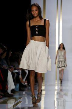 Diane Von Furstenberg #NYFW #MBFW #Fashion #RTW #SS14 http://nwf.sh/17Py8B2