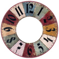 Diy Clock, Clock Decor, Vintage Prints, Vintage Art, Clock Face Printable, Paisley Art, Diy And Crafts, Wood Crafts, Paper Magic