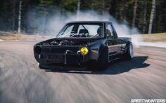 Drift Volkswagen Ute #Volkswagen #GreaseGarage #Ute #EDM #Drift