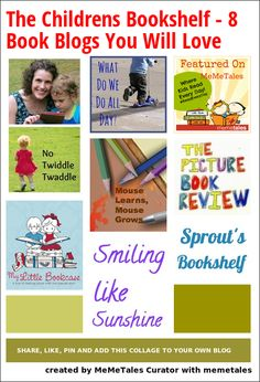 The Childrens Bookshelf - 8 Book Blogs You Will Love