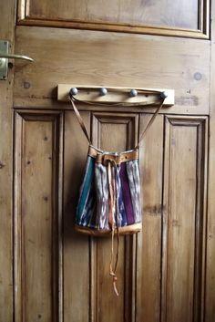Sangles sachets sac vintage / poche aztèque / par dollycalledtopsy, £22.00