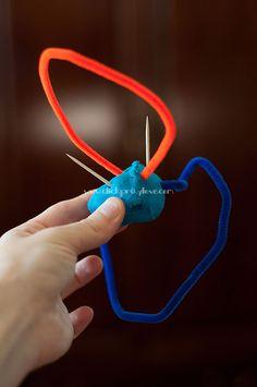 Click. Pray. Love: Toddler Activity: Play-Doh Creations