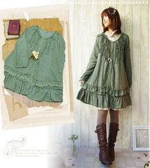 $49.58 ~ Oh Green, I have such a love affair with you! <3