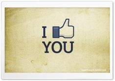 I Like You HD Wide Wallpaper for Widescreen