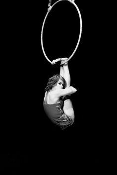 Un Rêve de Cirque — gothiccircusyogi: Masha Terentieva