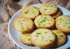 Lime-os, citromos keksz