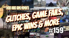 Epic and funny gaming moments in Battlefront 2, LA Noire, Wolfenstein 2, Gears 4, AC Origins, Ghost Tecon Wildlands, CSGO, R6S, BF4, BF1, GTA V, PUBG and more! 🎮  #glitch #glitches #bug #bugs #LOL #funny #fail #fails #gamefails #gamingfails #wtf #omg #epic #epicwin #gamephysics #videogames #game #games #gaming #memes #gamememes #gamingmemes #TVGM