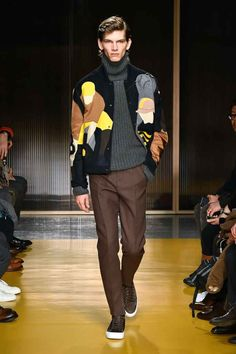 BOSS Fall-Winter 2018-2019 - New York Fashion Week - Male Fashion Trends