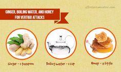 Top 17 natural home remedies for vertigo attacks