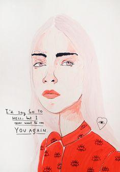 Natalia Swarz - Illustration