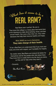 VCU REAL RAMS Campaign
