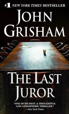 Check out The Last Juror by John Grisham at the Paoli Public Library! John Grisham is our February 2014 Author of the Month. John Grisham Books, Book Challenge, Page Turner, Book Authors, Paperback Writer, Love Book, Great Books, Book Lists, Book Worms