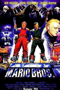 Super Mario Bros. 【 FuII • Movie • Streaming