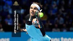 Rafael Nadal sempurna di ATP World Tour Finals 2015 Round Robin, Rafael Nadal, Finals, Tours, World, Final Exams, The World