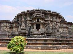 Sri HoysaleshvaraTemple, Halebidu (Near Hassan), Karnataka