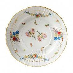 Farfalle Fiorite - Servírovací talíř 33 cm