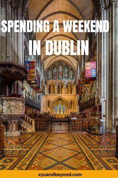 2 days in Dublin Ireland | 48 hours in Dublin | travel | travel Ireland | visit Ireland #Dublin #2daysinDublin #tourDublin #DublinPubs #Dublinancestry #whattoseeinDublin #walkingDublin #hoponhopoffDublin | WEEKEND IN DUBLIN Ireland Pubs, Dublin Pubs, Visit Dublin, Dublin City, Road Trip Europe, Cities In Europe, Europe Travel Guide, Dublin Travel, Ireland Travel