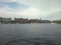 Latest trip to Stockholm -- love this city. Almost like Riga, but Royal one.