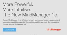 LinkedIn InMaps alternative by Mindjet