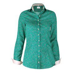Lido Shirt Green