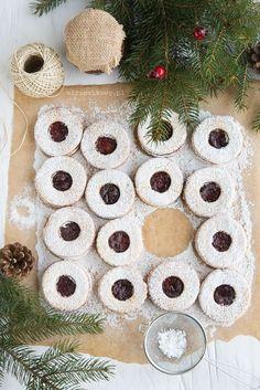 Mirabelkowy blog: Kruche ciasteczka z dżemem Blog, Blogging
