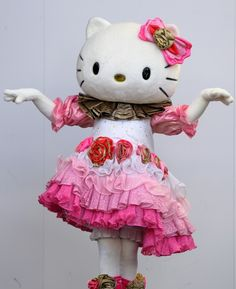 Sanrio Parks: Hello Kitty:)