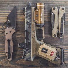 @lastlineofdefense What's your favorite FDE(ish) piece of gear? #fdeallthethings #yojimbo2 #multitaskertool #tacoma #glockporn #edc