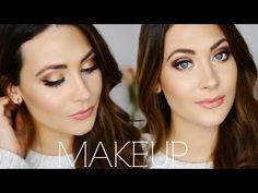 Maquillaje para Cualquier Ocasión | Soft Smokey Makeup | Lizy P - YouTube