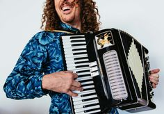 After nearly 40 years, the accordion-playing nerd has become a legend in his own right.