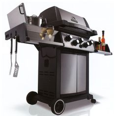 gas lighting parts, broil king natural gas grill And built in ...