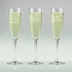 Verschönere dein Heim: Personalisierbares Sektglas von Schott Zwiesel - Geschenke von Geschenkidee