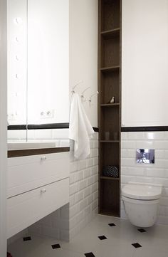 Scandinavian Style Bath