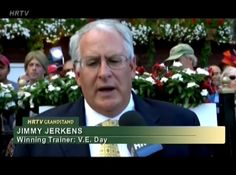 19/1 longshot V.E. Day for trainer Jimmy Jerkens was the upset winner in the 2014 Travers Stakes at Saratoga.
