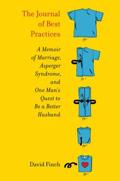 Looking forward to reading this book about a man diagnosed with Aspergers and married to an SLP