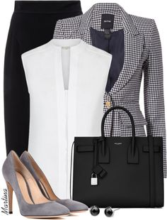 16 Inspired Outfits With Raoul Midi Black Pencil Skirt
