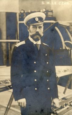 Tsar Nicholas II of Russia...                                                                                                                                                                                 More
