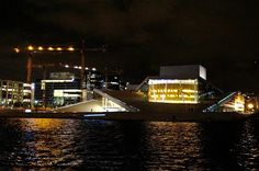 Oslo Opera. Everything is an inspiration...