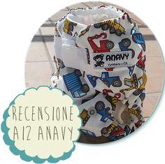 Cloth Diapers - Pannolini lavabili - AI2 Anavy