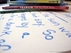 Fill In the Blank Story Telling for Preschoolers