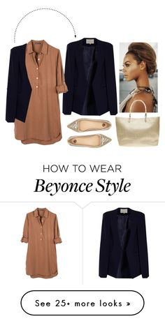 """""""Summer Business Casual"""" by oh328 on Polyvore featuring United by Blue, River Island and Dorothy Perkins"""