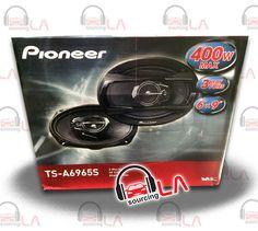 "Sourcing-LA: PIONEER TS-A6965S 6X9"" 3 WAY 400W COAXIAL CAR SPEA..."