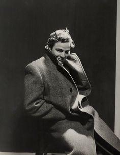 Cecil Beaton, Marlon Brando, c. 1947, Gelatin silver print.