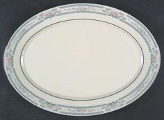"Lenox China Charleston at Replacements, Ltd 16"" serving platter"