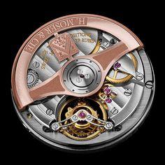 H. MOSER & CIE. VENTURER TOURBILLON DUAL TIME Refined aesthetics and enhanced functionality (See more at En/Fr/Es: http://watchmobile7.com/articles/h-moser-cie-venturer-tourbillon-dual-time) #watches #montres #relojes #hmoser #moserandcie #hmoserandcie